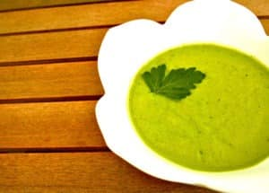 Just Peas soup