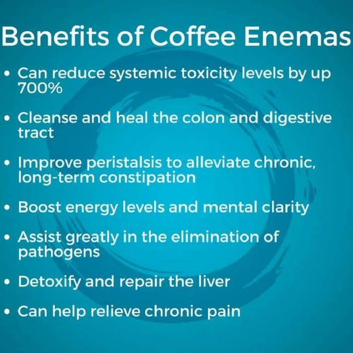coffee enemas for cancer