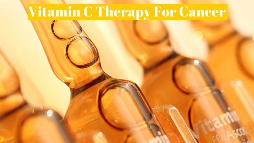 Vitamin C Therapy For Cancer