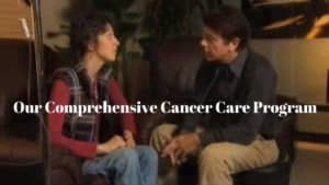comprehensive cancer care program