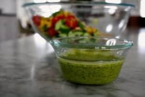 cumin cilantro dressing
