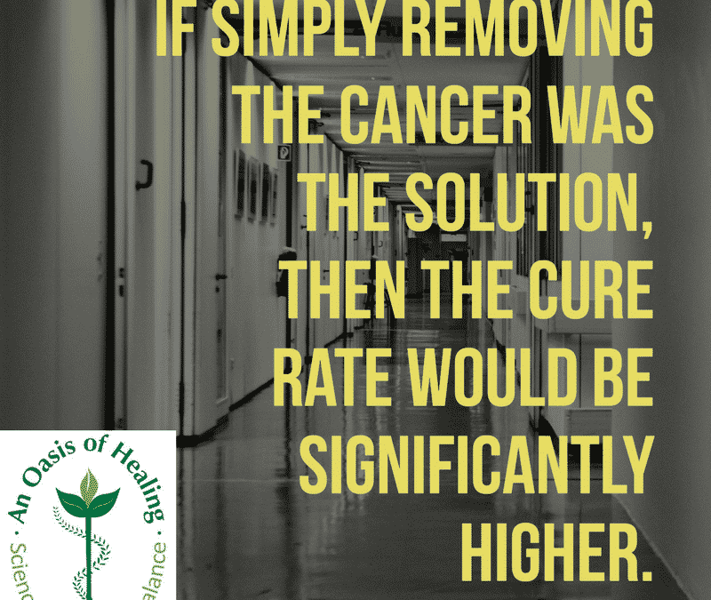 Alternative Treatment For Cancer Which Is Best