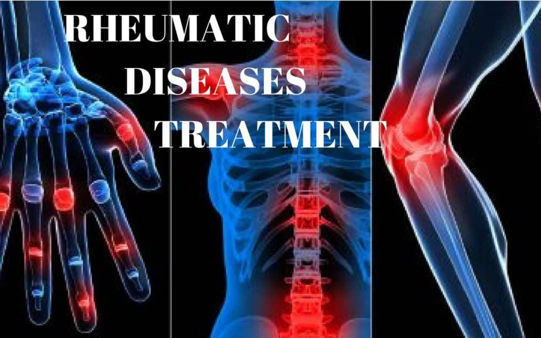 Rheumatic Diseases Treatment Done Naturally