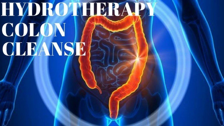 Colon Hydrotherapy Cleanse