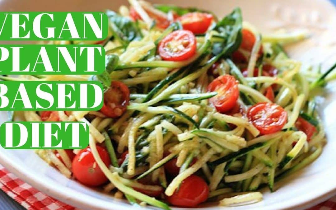 The Different Benefits Of Following A Vegan Plant Based Diet