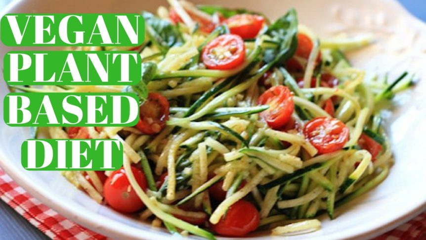 Vegan Plant Based Diet
