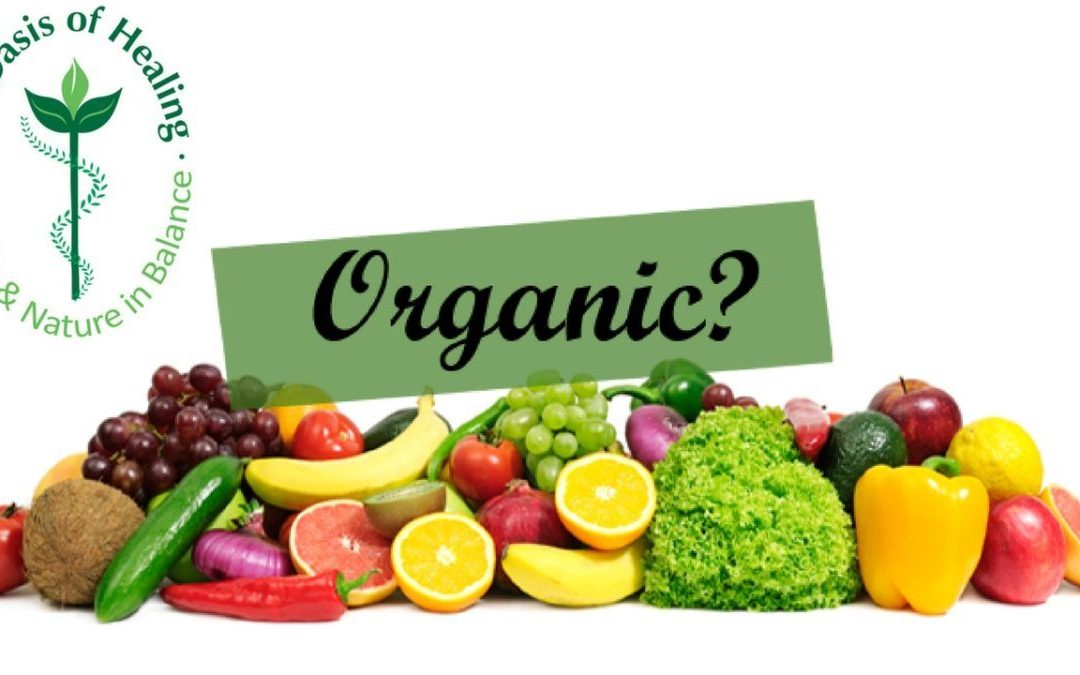 Why Is Organic Food Expensive Compared To Conventionally Grown