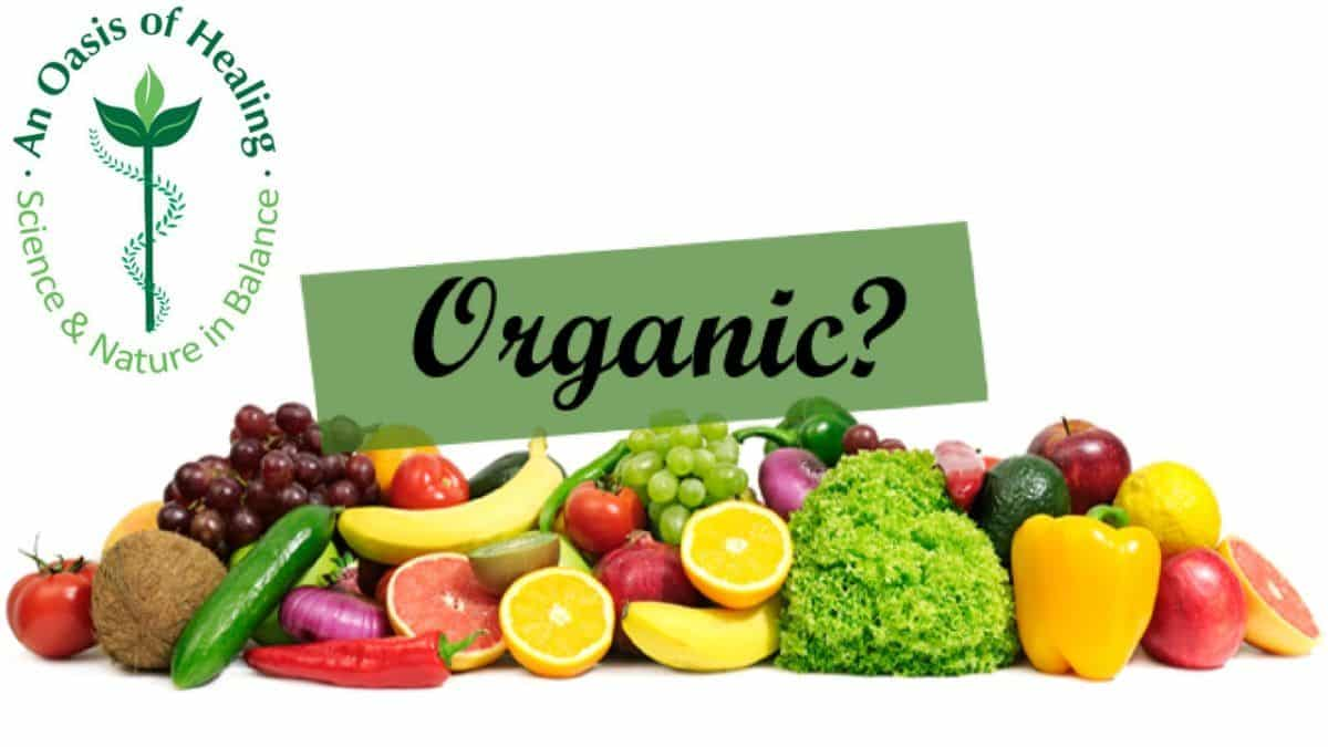 Why Is Organic Food Expensive