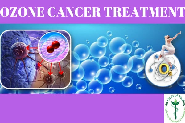 Ozone Cancer Treatment