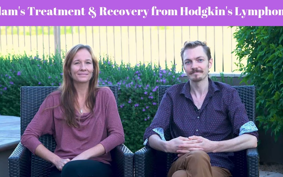 Adam's Treatment For Hodgkin's Lymphoma And His Recovery