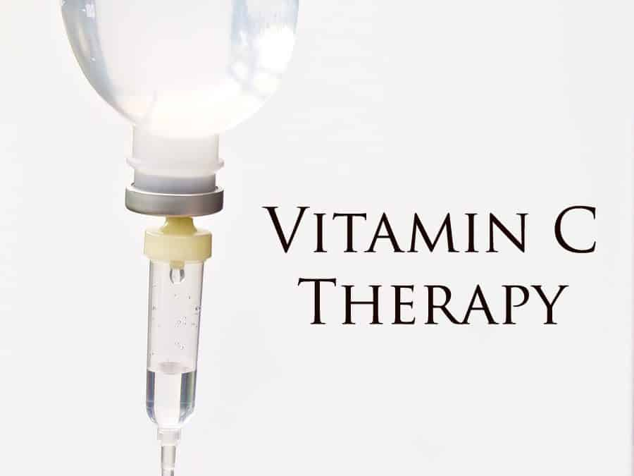 IV Vitamin C For Cancer Treatment