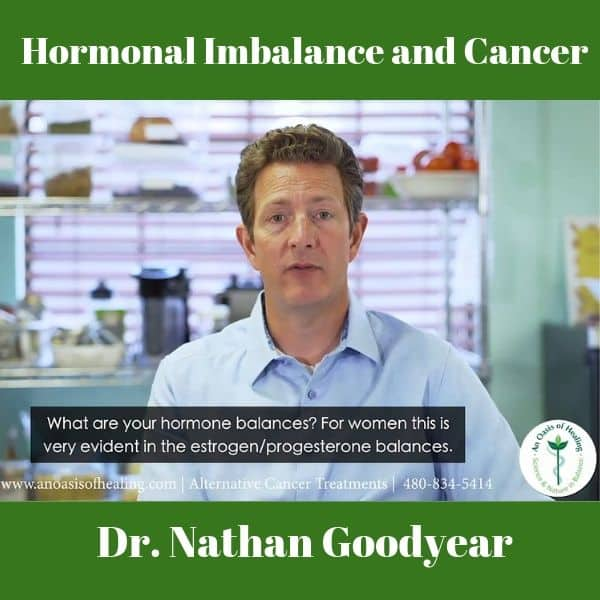 Hormonal Imbalance And Cancer