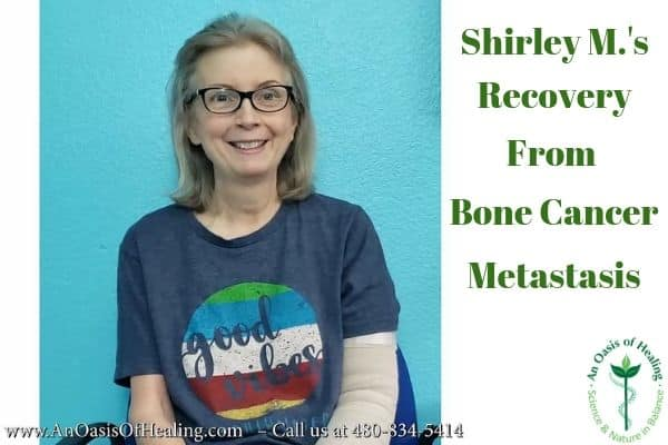 Stage 4 Breast Cancer With Bone Metastasis