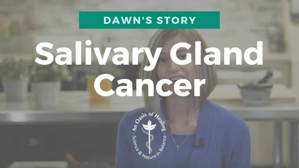 Salivary Gland Cancer Survivor