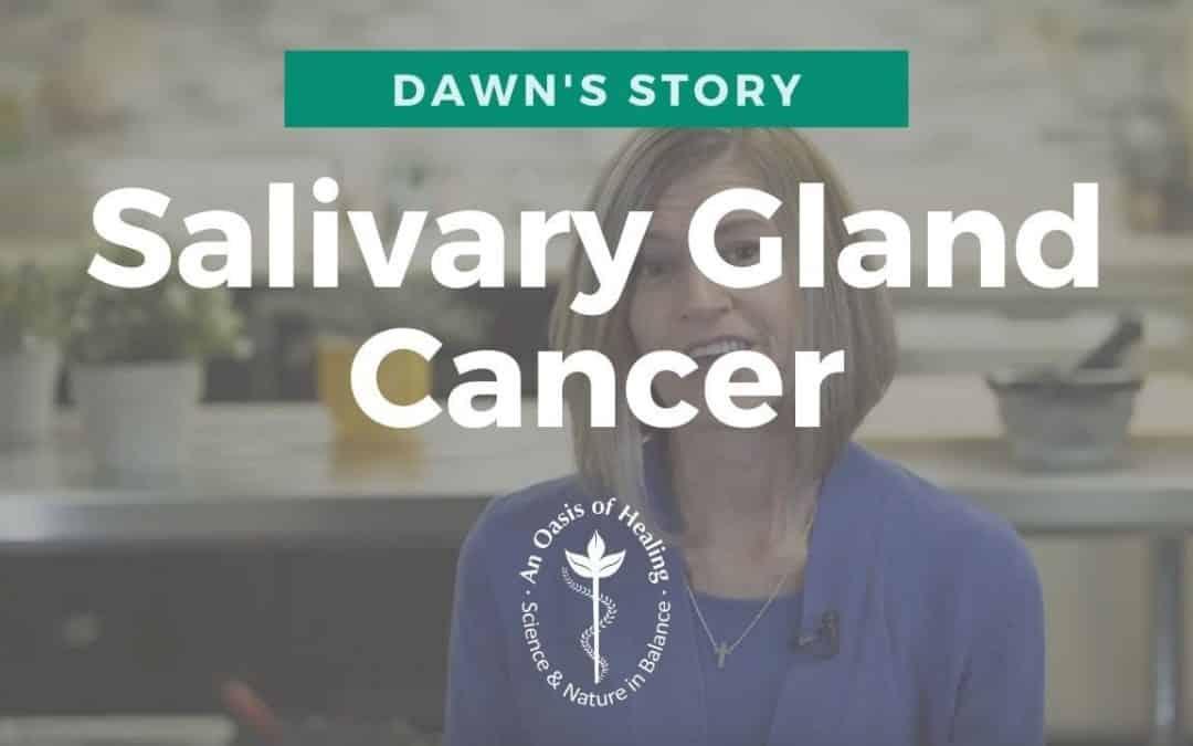 Salivary Gland Cancer Survivor