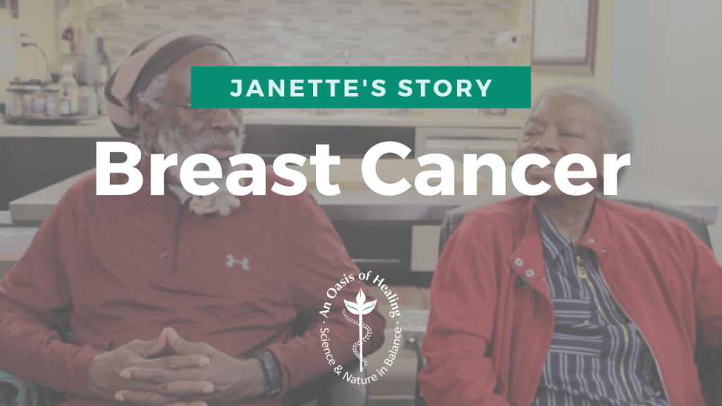 Janette Testimonial: Breast Cancer