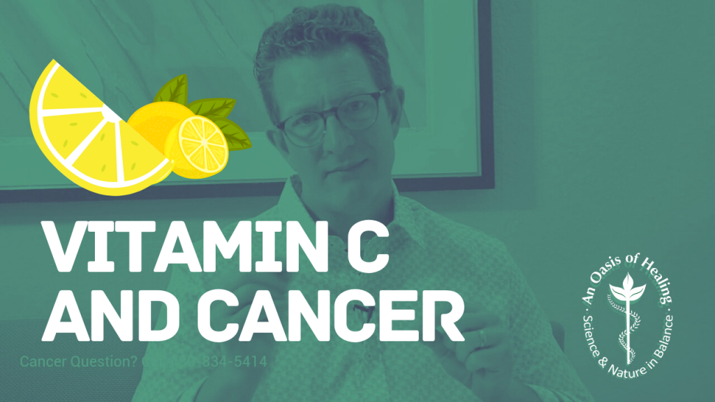 Treating Cancer With Vitamin C